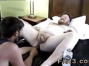 Boys playing game then have sex gay porn Sky Works Brock s Hole with his