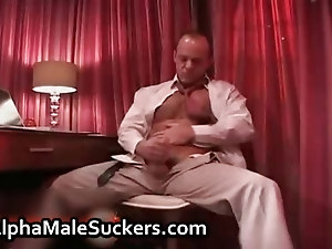 Steamy gay hardcore fucking and sucking