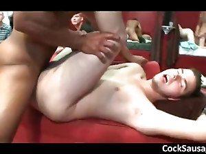 Amazing stripper gets cock sucked part4