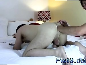 Hot animated twink gay sex vids Bottom Boy Aron Loves Getting his