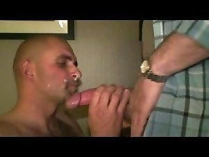 Gay Dudes Drinking Big Loads Of Cum