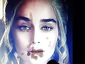 Tribute to Emilia Clarke (Daenerys)